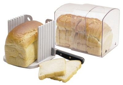 KitchenCraft Expanding Bread Keeper