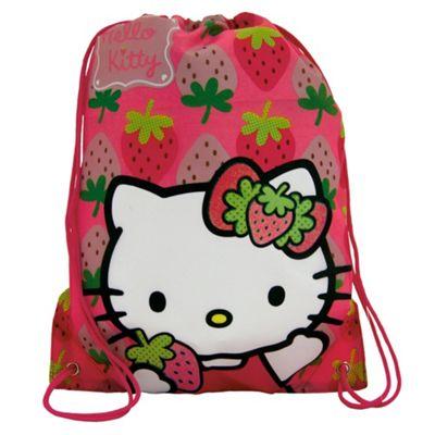 Hello Kitty Kids' Gym Bag