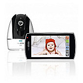 VisionNova 8 Video Baby Monitor with Wi-Fi Connect