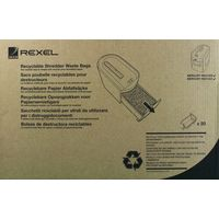 Rexel Recycling Paper Bags Pack of 20 2102247