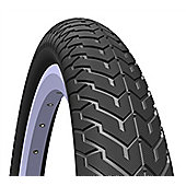 Mitas Zirra F BMX Sport Level Tyre, 20 x 2,25 (57-406), black
