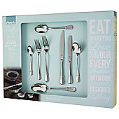 Amefa Baguette 18/10 Stainless Steel 44 Piece Cutlery Set