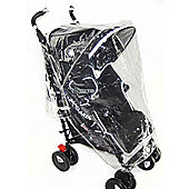 Ventilated Raincover To Fit Babystyle Oyster Max Pushchair