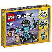 LEGO Creator Robo Explorer 31062