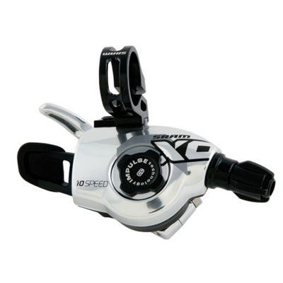 SRAM X0 Trigger Shifter - Bearing - (2spd) Front - ZeroLoss - Silver