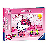 HELLO KITTY 125 Piece Giant Floor Puzzle