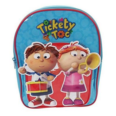 Tickety Toc Backpack
