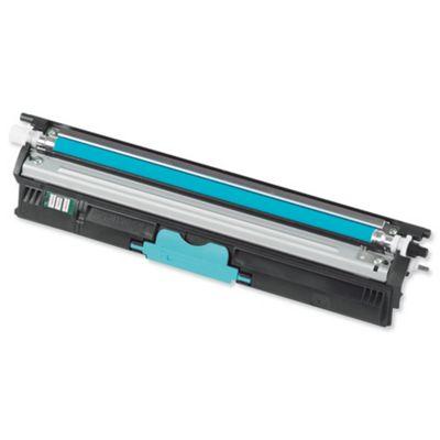 OKI Cyan Toner Cartridge for C110/C130N/C160N Multi Function Printers (Yield 2500 Pages)