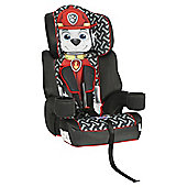 Kids Embrace High Back Booster Car Seat with harness Group 1-2-3, Paw Patrol