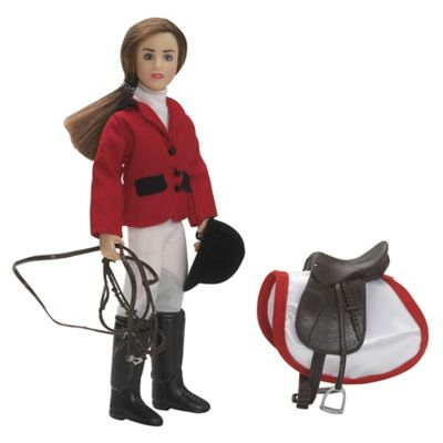Hornby Breyer Chelsea Show Jumper Inch Doll