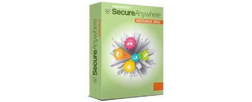 Webroot SecureAnywhere Essentials 3 User
