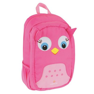 LittleLife Kids SchoolPak Owl