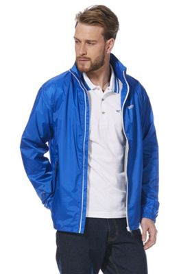 Regatta Lyle IV Waterproof Jacket Blue 2XL