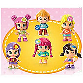 Pinypon Mini Figure (One Random Figure Supplied) - Dolls and Playsets
