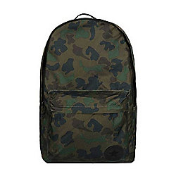 ad4e2f0ae87c67 Converse All Star EDC Poly Printed Backpack School Laptop Shoulder Bag -  Camo