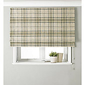 Riva Home Aviemore Natural Roman Blind - 91x137cm