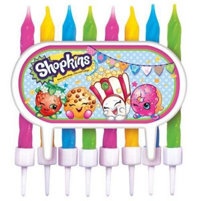 Buy Shopkins Cake Decoration Pack From Our All Party Decorations