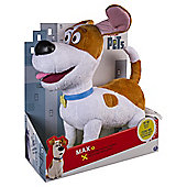 Secret Life of Pets - Talking Plush Buddy - Max