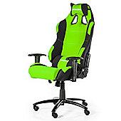 AK Racing Prime Gaming Chair - Black / Green