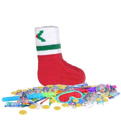 Christmas Stocking Pinata Kit