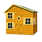 Loft Playhouse 8x6 With Two Floors by Finewood
