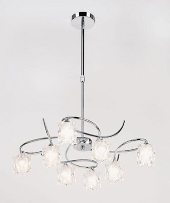 Endon Lighting Picado Eight Light Chandelier In Chrome From  sc 1 st  Techieblogie.info & Number Eight Lighting - Techieblogie.info