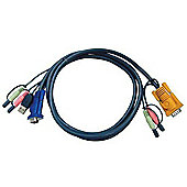 Avocent ATEN USB KVM Cable for CS1732A/CS1734A/CS1754/CS1758 Switches
