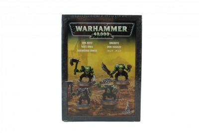Warhammer Ork Boyz Mini-set Model Kit