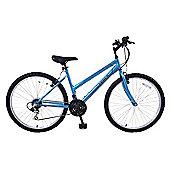 "Arden Trail Womens 26"" Wheel Mountain Bike 18"" Frame Blue"
