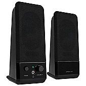 Speedlink Event USB 2.0 Stereo Speakers Black