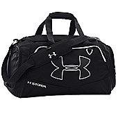 Under Armour Storm Undeniable II Medium Duffel Sports Bag Black