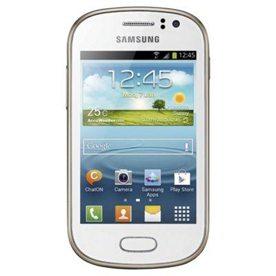 Samsung Galaxy Fame White