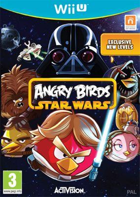 Angry Birds Star Wars (WiiU)