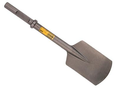 DeWalt 28mm 30kg Steel Clay Spade 140mm x 540mm DEWDT6928QZ