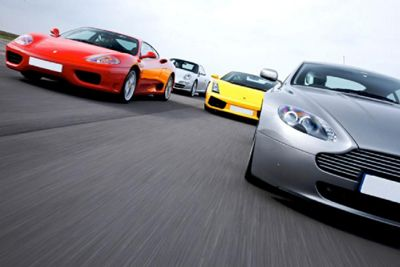 Four Supercar Driving Blast - Weekdays