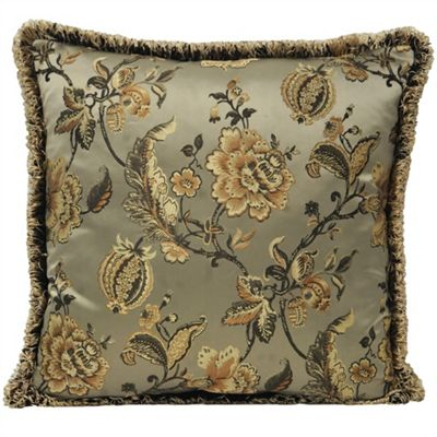 Riva Home Grosvenor Taupe Cushion Cover - 55x55cm