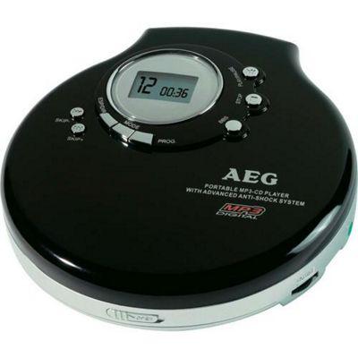 AEG CDP 4212 CD-/MP3-PLAYER