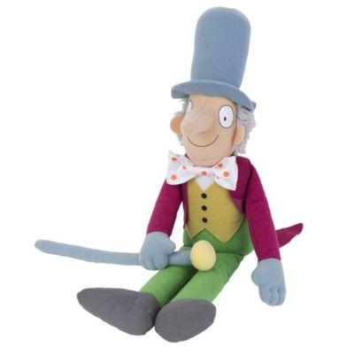 Willy Wonka Soft Toy