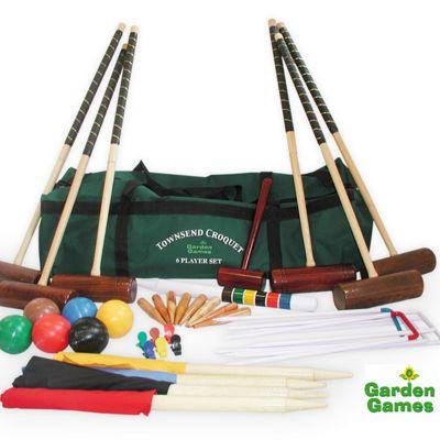 Townsend 6 Player Croquet (Bag)