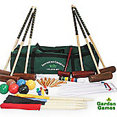 Townsend 6 Player Croquet (Bag)