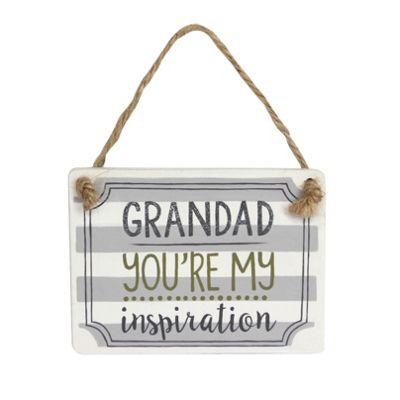 Grandad Inspiration Sign