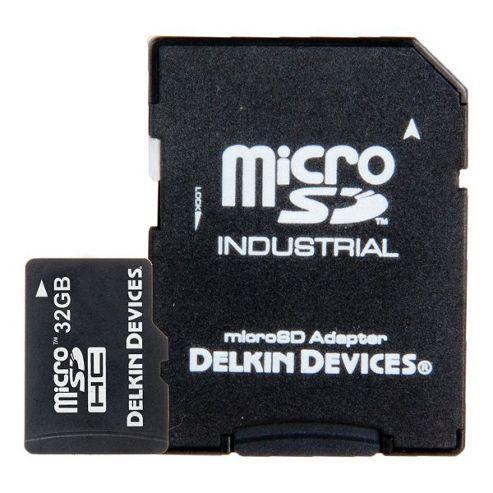 Delkin 32 GB. microSDHC Pro Memory Card (DDMICROSDPRO2-32 GB. ).