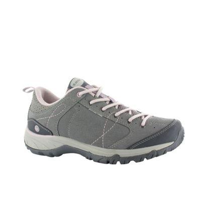 Hi-Tec Ladies Equilibrio Bellini Low Shoe Cool Grey 4