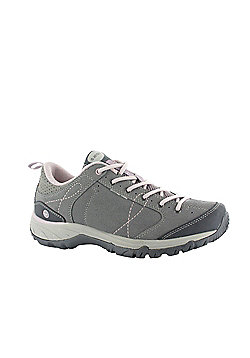 Hi-Tec Ladies Equilibrio Bellini Low Shoe - Grey