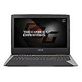 """ASUS ROG G752VM 17.3"""" Gaming Laptop Core i7-6700HQ 16GB 1TB HDD+256GB SSD Windows 10"""