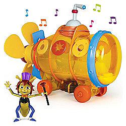 Beat Bugs Musical Yellow Submarine Playset
