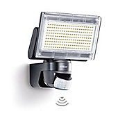 Steinel XLED Home 1 Sensor-switched LED Floodlight - Black