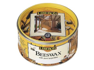 Liberon Beeswax Paste Clear 500ml