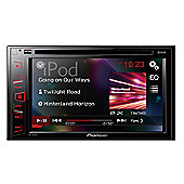 """Pioneer AVH 190DVD│6.2"""" Car Stereo│2DIN│Radio│CD│DVD│Aux│USB│iPod-iPhone-Android"""