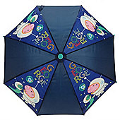 Character Peppa George 'Cosmic' Nylon Umbrella
